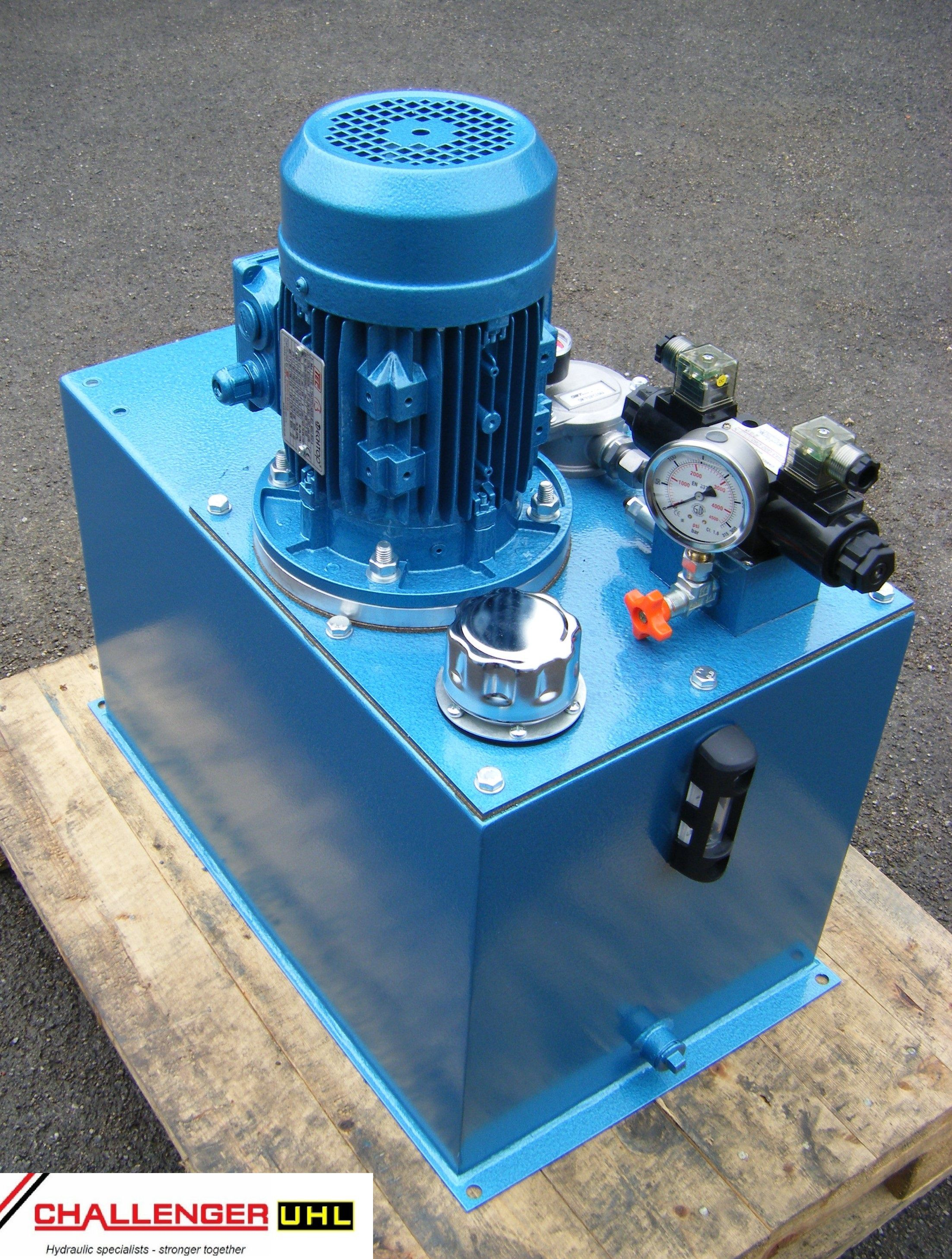 Hydraulic Power Unit Hydraulic Power Unit Power Pack