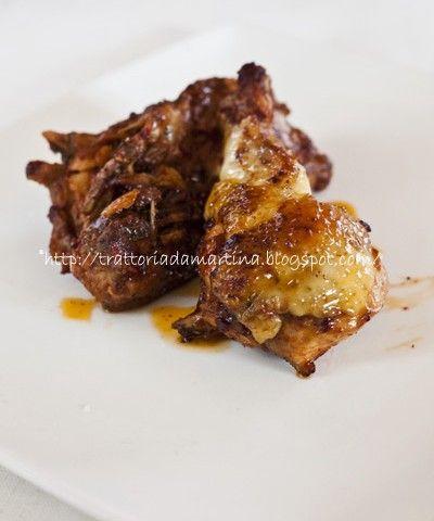 Photo of chicken in putacchio or chicken potacchio