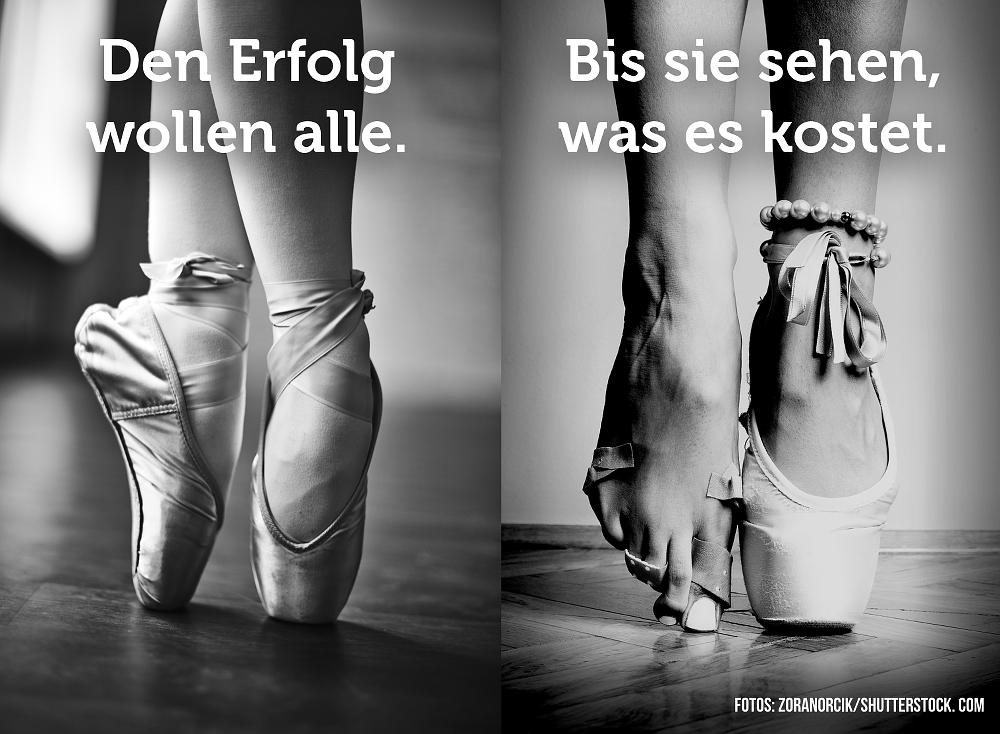 schöne ballett sprüche