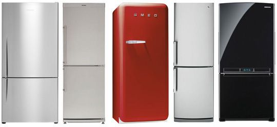 Eight Narrow, Counter-Depth Refrigerators | Kitchen & Bathroom ...