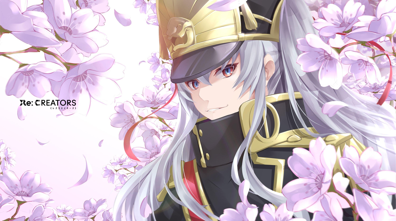 Gunpuku No Himegimi, Re Creators, Flowers, Military