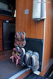 Photo of caravan storage ideas 382665299591339916 –  75 COLD CAMPER STORAGE HACKS FOR RV …