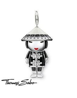5f5e71c3cafb Thomas Sabo Chinese Doll Pendant