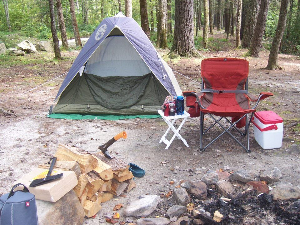 Love My Old Coleman Tent Coleman Tent Tent Camping Spots