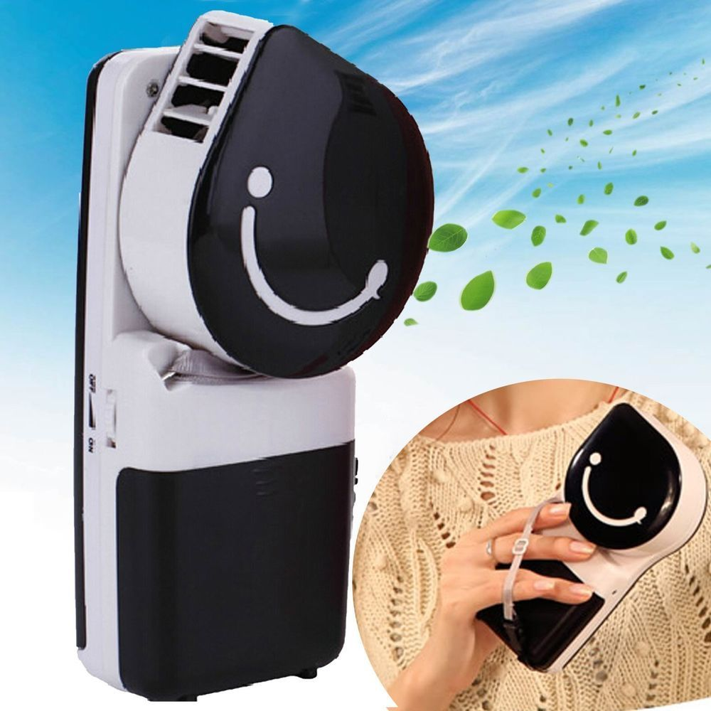 Air Conditioner Fan Portable AC Small Mini Handheld Personal Cool