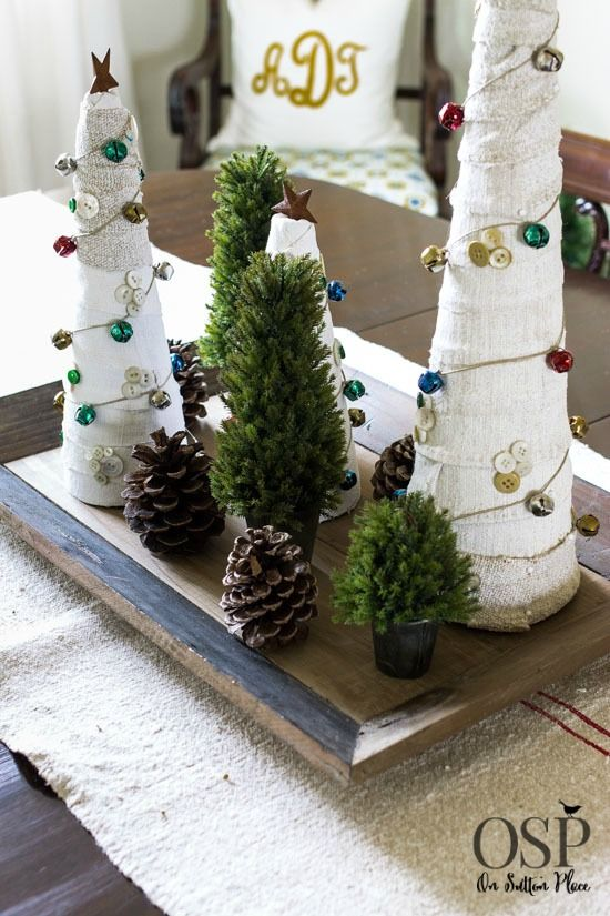 Shop By Category Ebay Christmas Centerpieces Christmas Decorations Rustic Christmas Table Centerpieces