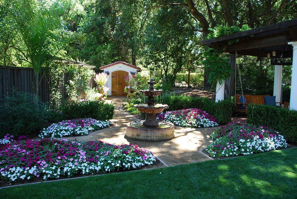Get The Mediterranean Landscape Design Ideas For Your Yard Decoration
