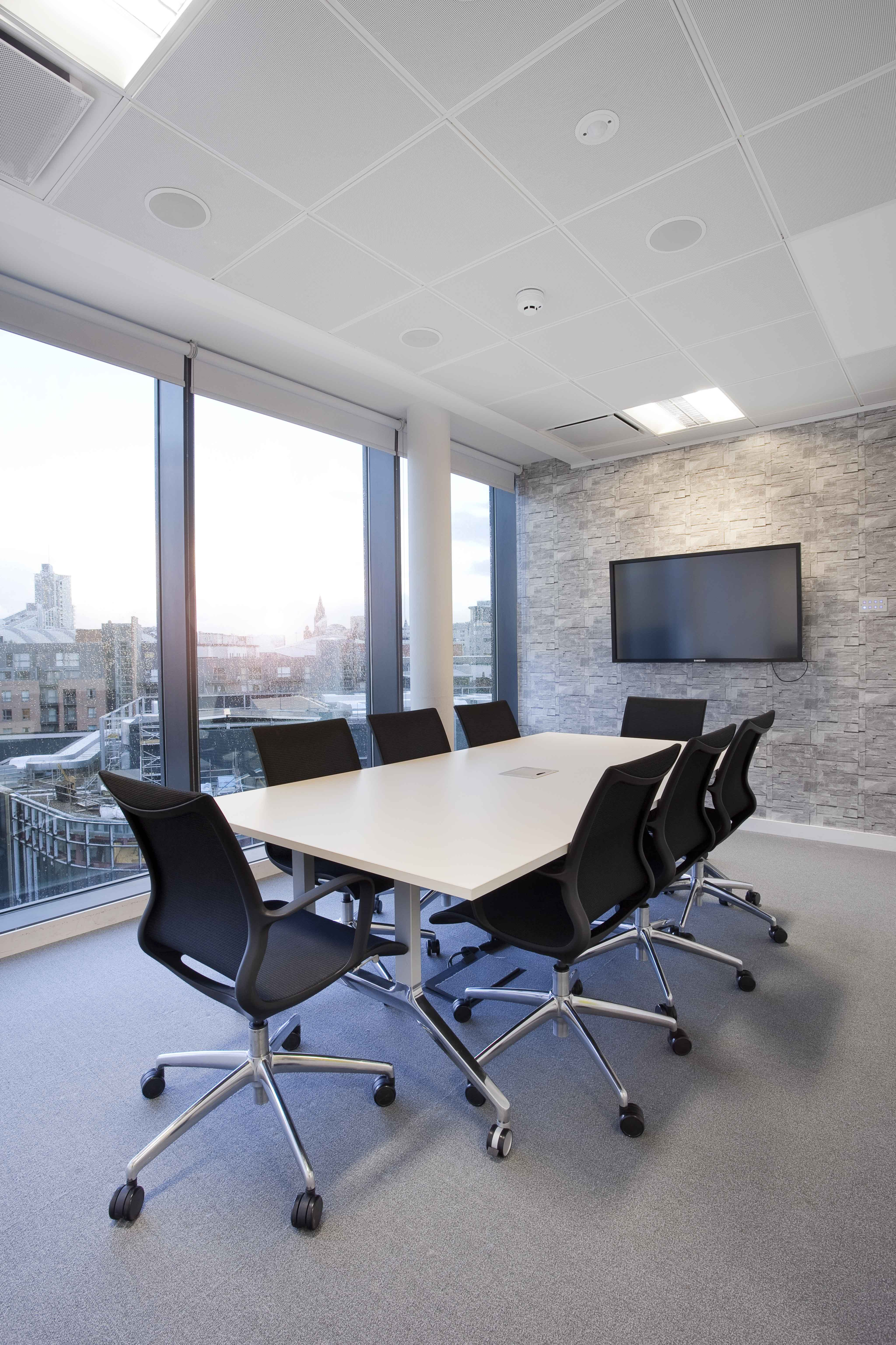 High Quality Meeting Rooms, Audio Visual, Office Design, Interior Design, Fit Out