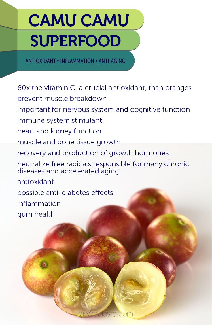 Fascinating Benefits And Facts About Camu Camu You NEED To Know