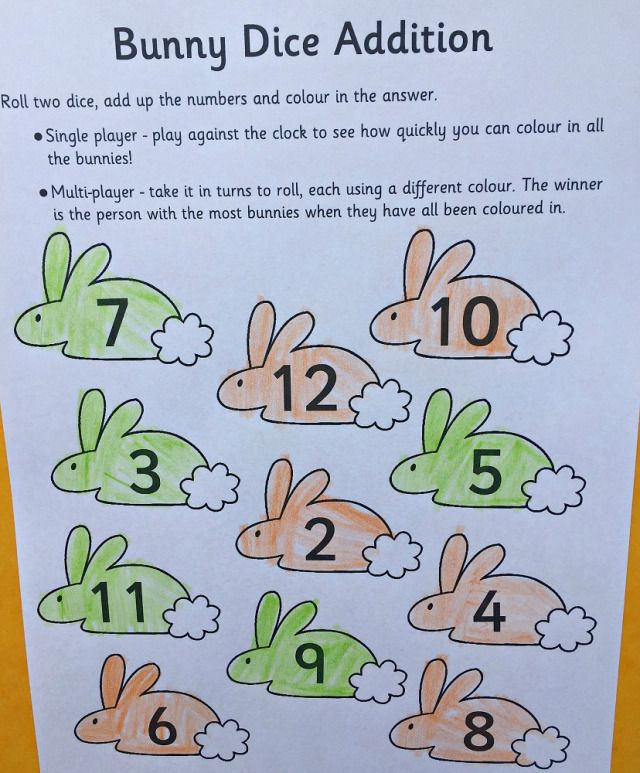 Easter themed Activity Village pages | Activity village, Math and ...