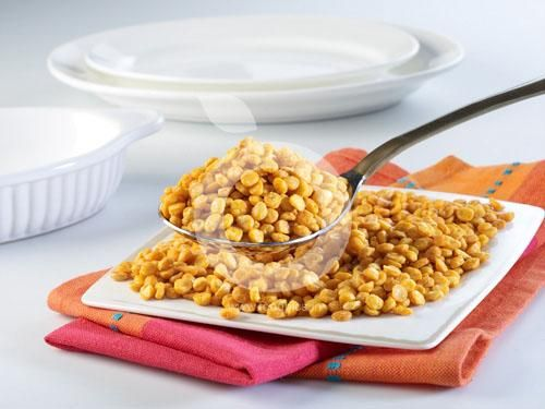 Receta de Lentejas con especias fritas