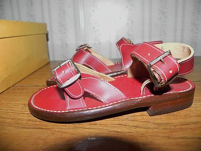 I had sandals like these in red, blue, and yellow!  I remember having them in pastel colors, too.