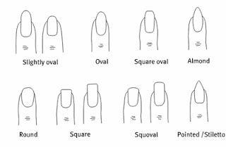 So Many Nail Shaping Options