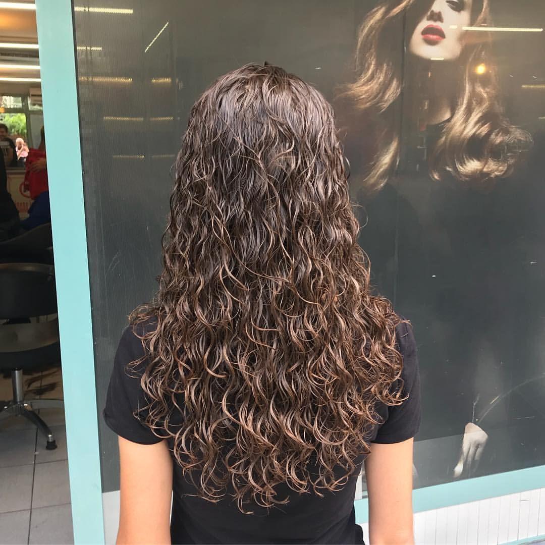 Sudalgasi Perma Long Hair Perm Curls For Medium Length Hair