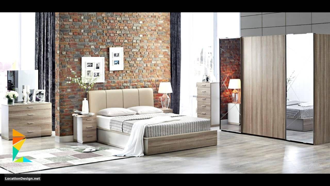اشكال غرف نوم كاملة بالدولاب جرار 2019 2020 لوكشين ديزين نت Room Home Decor Furniture