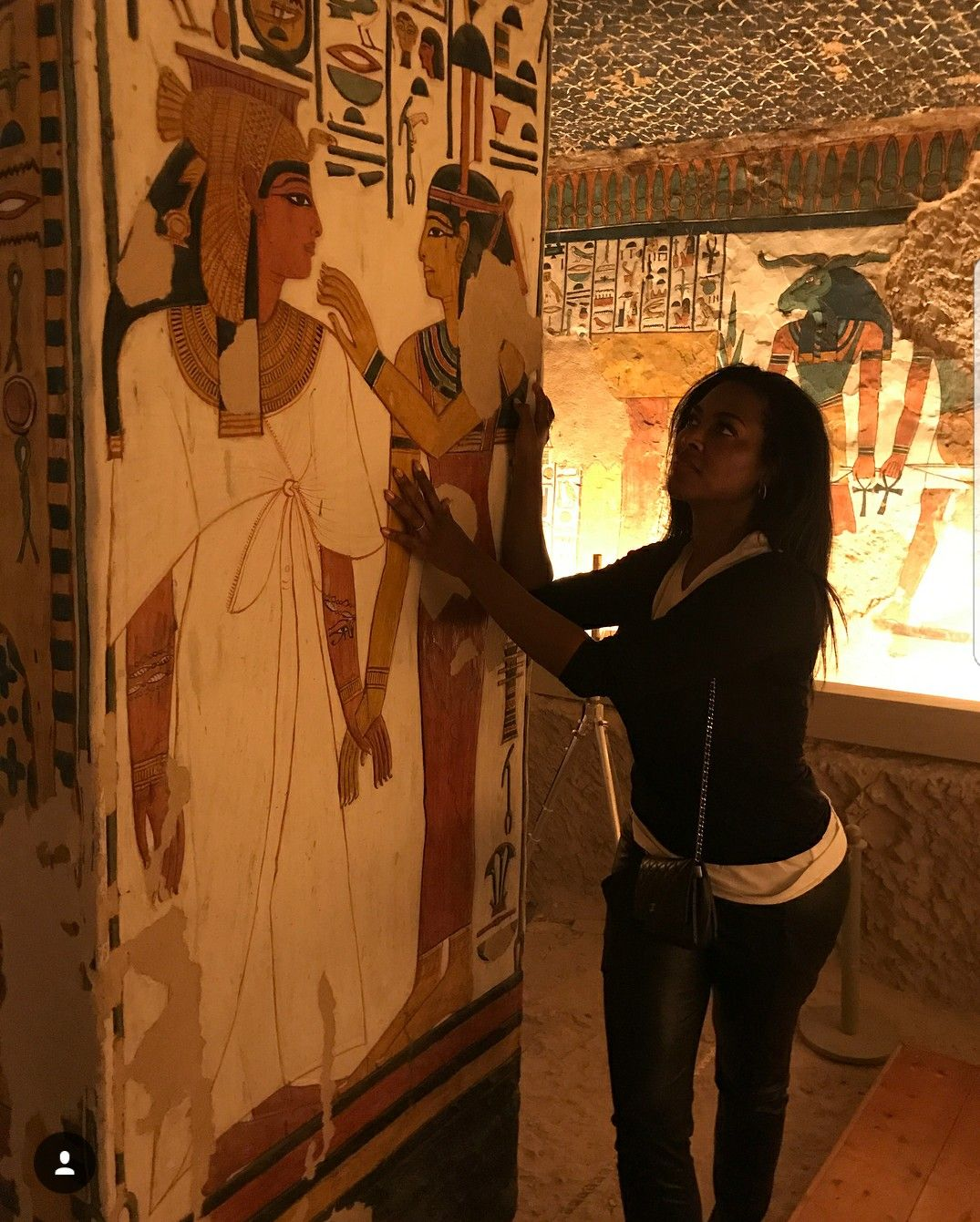 Kenya MooreDaley's personal photo. Egypt, Ancient