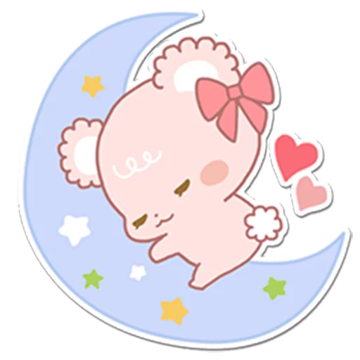 Sugar cubs · telegram talk stickers