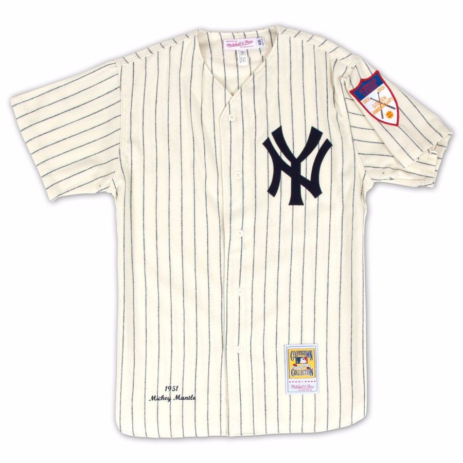 803f4e348 MLB Mitchell   Ness Authentic On-Field Player Throwback Jersey Collection  Men s Ness Authentic Field
