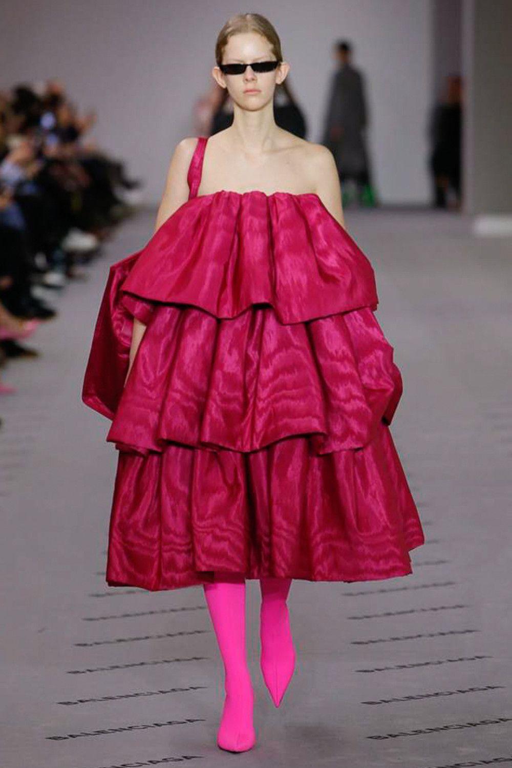 Foto Bhw201739 Herfst Winter Balenciaga Mode