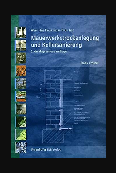 Mauerwerkstrockenlegung Und Kellersanierung Wenn Das Haus Nasse Fusse Hat Buch Online Lesen Books Buch Online