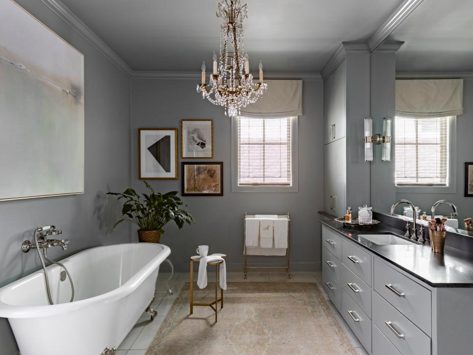Best Bathroom Paint Colors For 2021 Hgtv In 2021 Best Bathroom Colors Best Bathroom Paint Colors Bathroom Paint Colors
