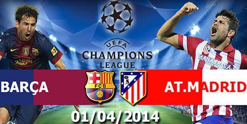 Barcelona vs Atlético de Madrid, por los cuartos de final de la ...