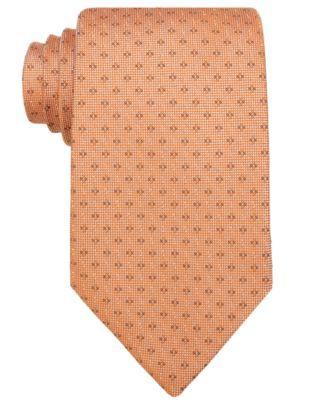 Perry Ellis Tie, Tennis Neat Skinny Tie - Mens Ties - Macy's