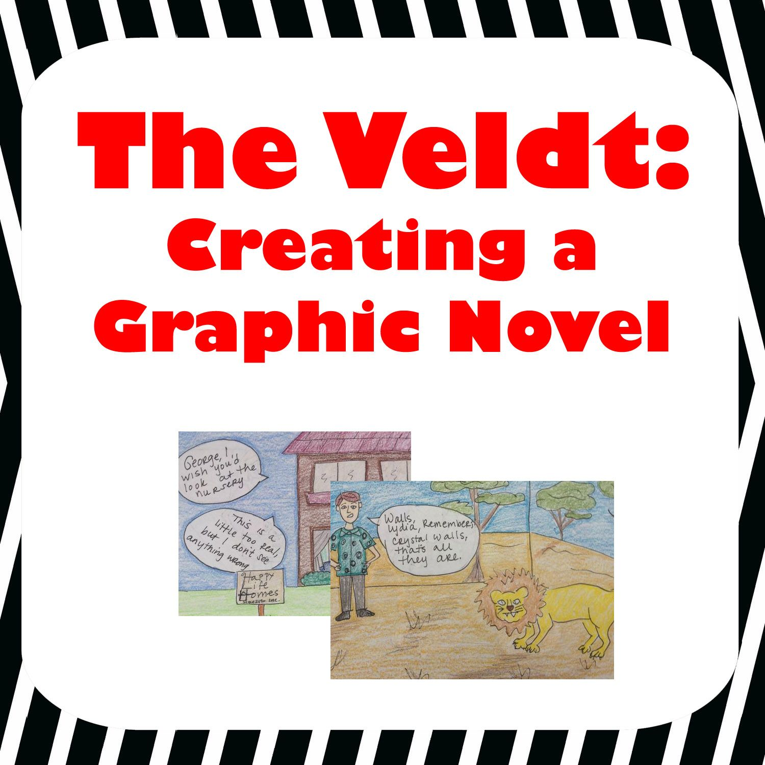 the veldt essay The veldt essaysin america today, people usually have simple lives there have been many inventions in the past century that help us live our everyday life in the story, the veldt, there are inventions that seem unimaginable just as a dishwasher might have been inconceivable a century.