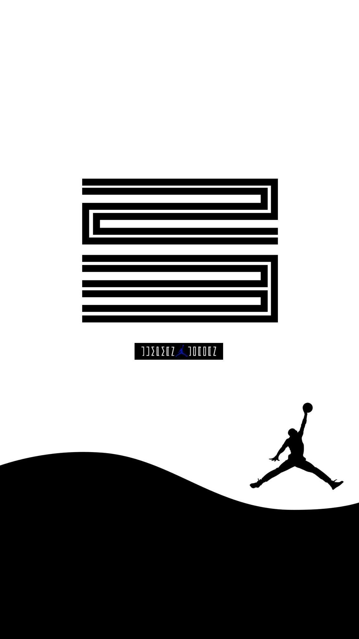 nowe wydanie najnowszy projekt autentyczna jakość Jordan 11 concords mobile wallpaper in 2019 | Jordan logo ...