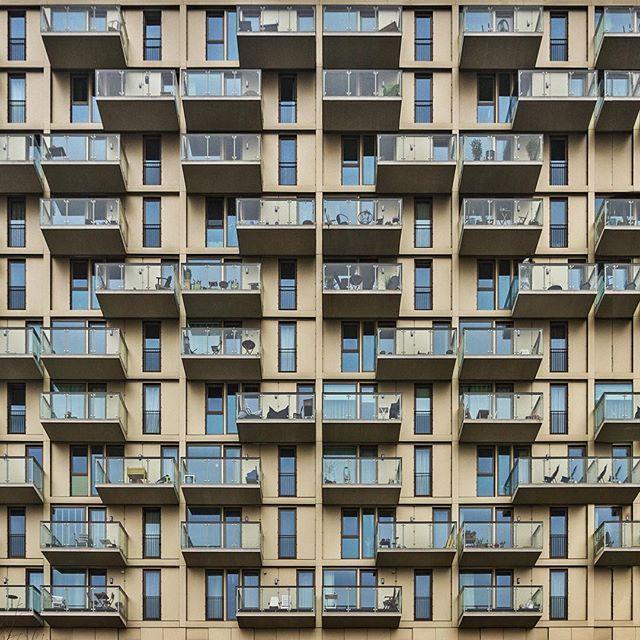Balcony Tetris