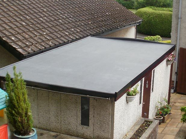 These flat roofs can be a cost-effective and choice for ...