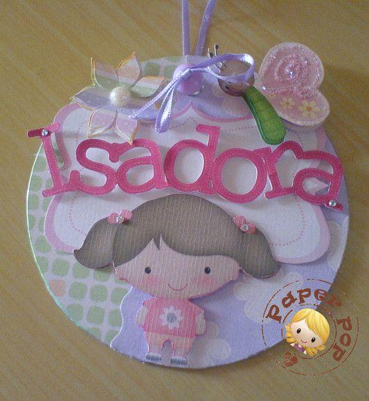 Lindo enfeite para decorar porta do quartinho ou maternidade