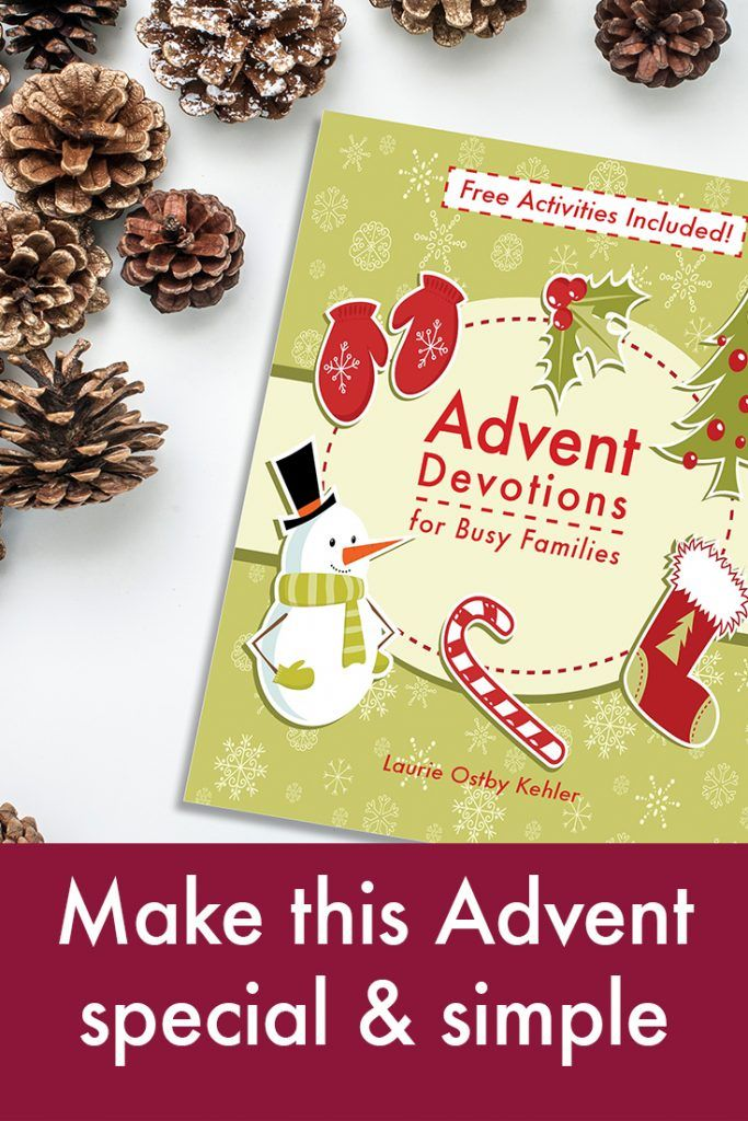 Advent Devotional for Busy Families. Simplemeaningful