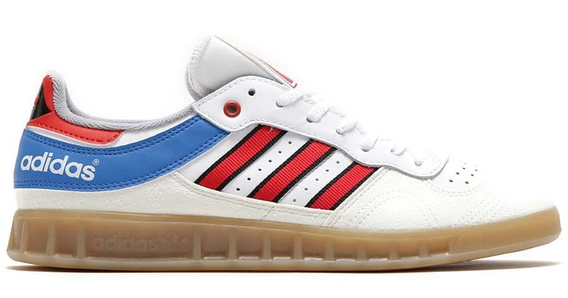 adidas Originals HANDBALL TOP WHITE ST TACTILE RED BRIGHT ROYAL
