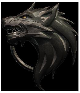 Wolf Head Logo Png Volno Asov Klub A Odd L 1ontbn Clipart Png 260 300 Wolf Artwork Witcher Art Wolf Tattoo Design