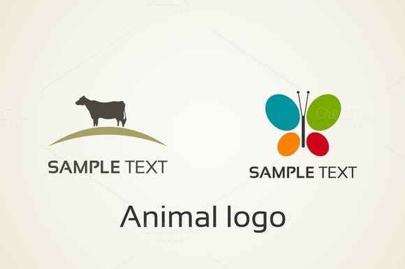 Check out Animal logo by Aleksandr-Mansurov.ru on Creative Market