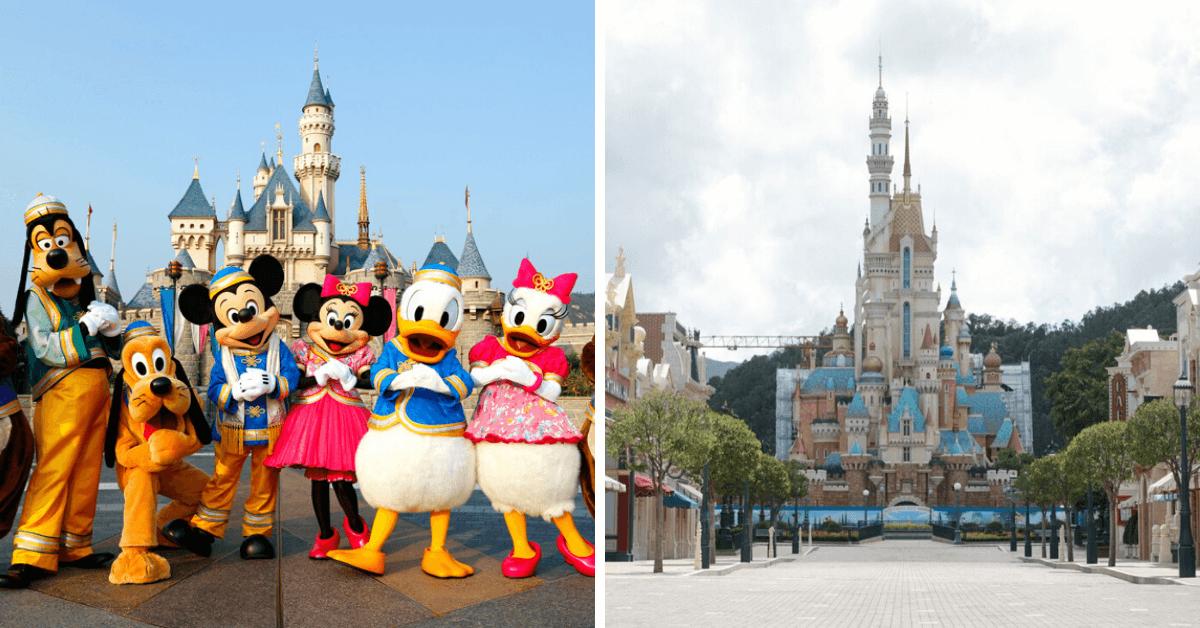 Hk Disneyland S New Castle Revealed Before Reopening Inside The Magic Disneyland Disney Theme Parks Disneyland Vacation