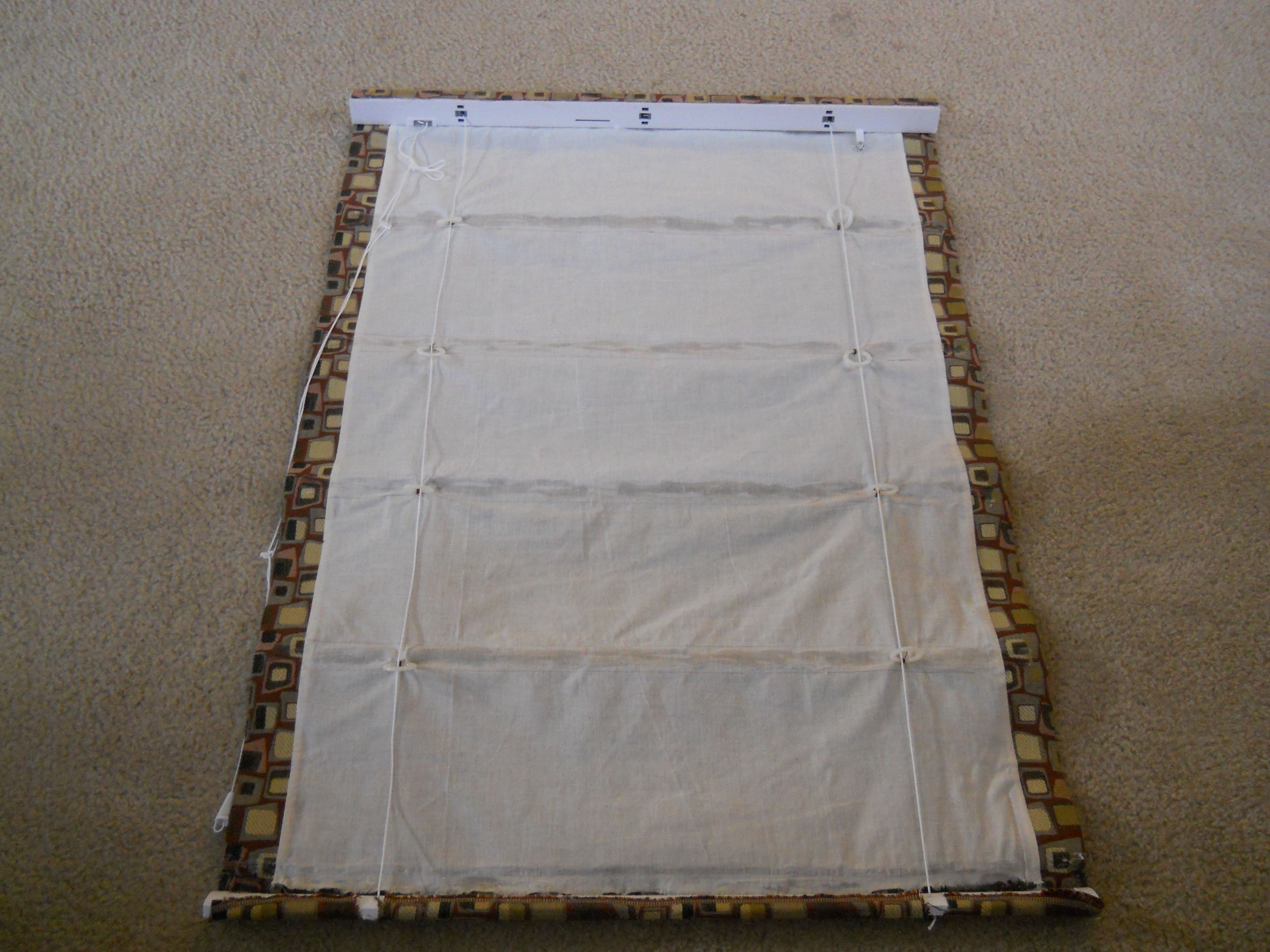 wood diy faux roman g blinds the colored inch mini blind door