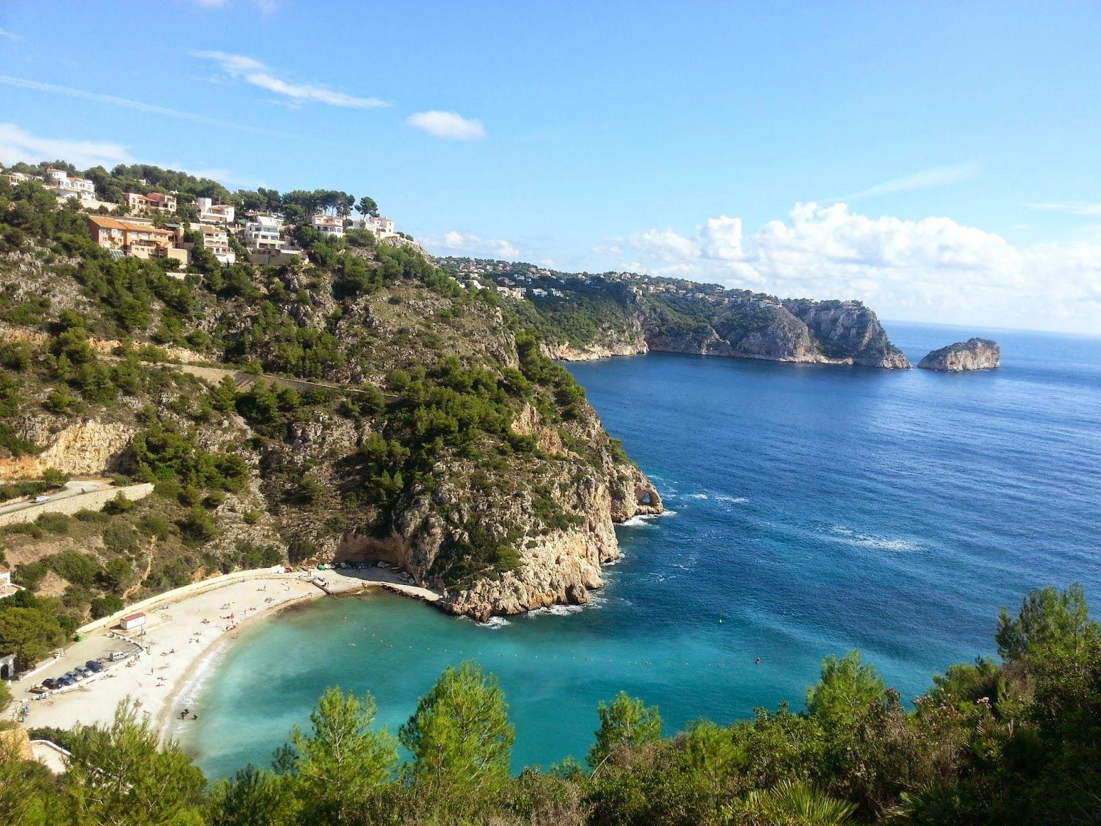 La Granadella Más Que Una Playa Paisajes De España Playa Guia De Viaje