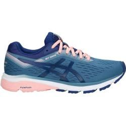 Photo of Asics women's running shoes Gt-1000 7, size 42 in blue / violet / coral, size 42 in blue / violet / coral Asi