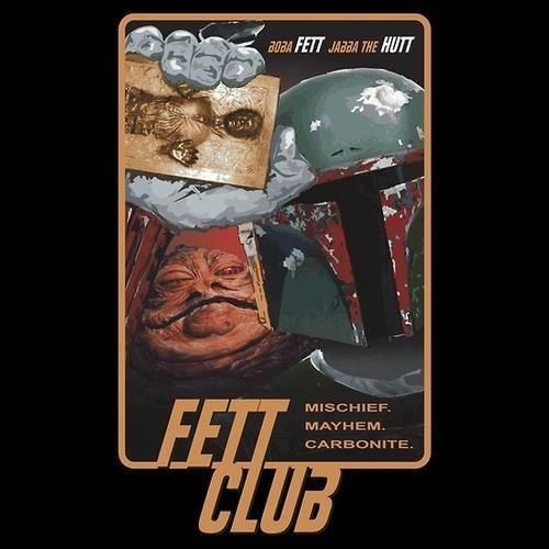 #fett club #tyler vs #boba