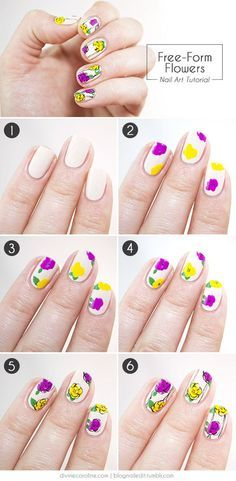 21 Easy Nail Art Designs You Can Wear All Year Round Easy Nail Art