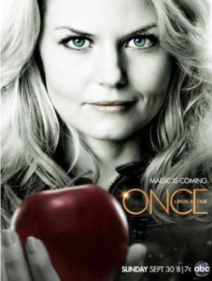 Magic Is Coming Once Upon A Time Season 2 Poster I Love These