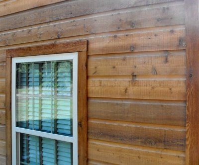 Natual wood siding house ideas google search home for Wood house siding options