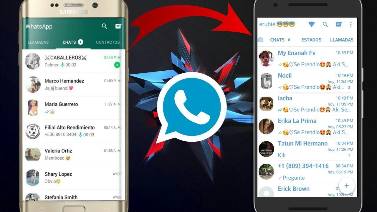 Descargar Whatsapp Plus Actualizado Descarga Directa 2020