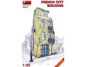 1//35 Kit plástico Miniart 35510-francés casa de pueblo