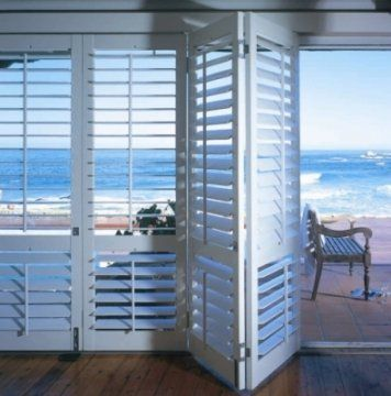 Shutters For The Patio To Keep The Weather Out Sliding Doors Interior Home Interior Barn Doors