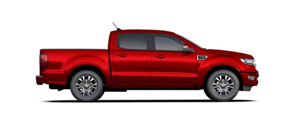 2020 Ford® Ranger Midsize Pickup Truck Towing up to