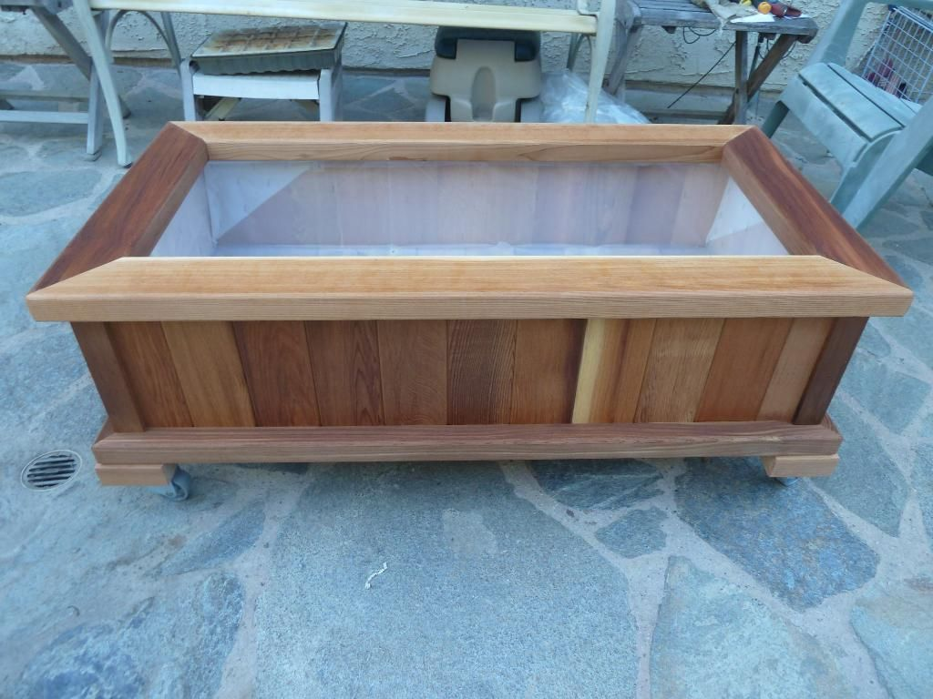Image Result For Indoor Planter Box Plans