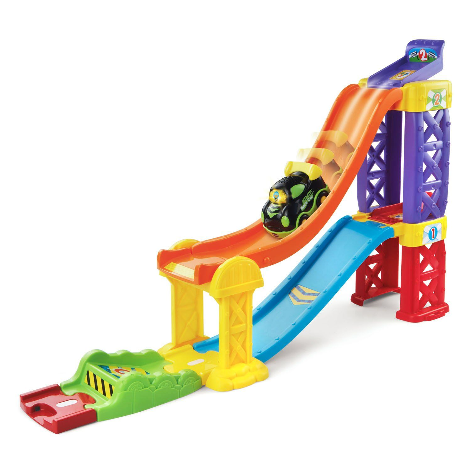 VTech Go! Go! Smart Wheels 3in1 Launch and Play Raceway
